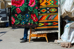Carpets (Andrii Mur) Tags: countries ukraine lviv streetphotography