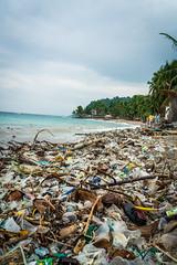 Plastic Beach (si_glogiewicz) Tags: plastic bottles trash bottle beach pollution waste eco friendly beaches plastics earth