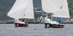 Dam-SM Matchracing 2018