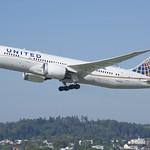 United Airlines Boeing 787-800 Dreamliner; N26906@ZRH;09.09.2018 thumbnail