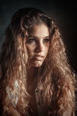 it's Paula (Nic Piégsa) Tags: portrait woman beauty beautiful model paula guenuche