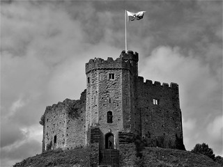 Mysterious Cardiff Castle!