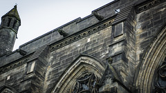 Paisley Abbey 2018-8 (henderson231280) Tags: paisley abbey cathedral church stone architecture old ancient religion gargoyle river scotland