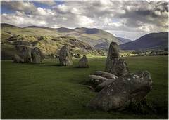 Castlerigg Standing Stones (Charles Connor) Tags: castleriggstandingstones castlerigg lakedistrict landscapephotography landscape stones skies dramati dramaticskies neolithic ancientmonuments historic history canondslr