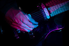 235/365@50 (Ruff Edge Design) Tags: henry guitars peavey gels red blue multipleexposure