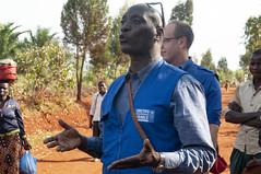 Mission PBF conjointe PNUD-OIM-HCR entre le Burundi et la Tanzanie (pnud.burundi) Tags: pbf grandslacs transfrontalier cadrestratégiquerégionaldesnationsunies glrsf crossborders greatlakesregionalstrategicframework oim pnud unhcr burundi tanzanie cyriaquendayisenga kayogoro makamba bi himo cohésionsociale socialcohesion cashforwork