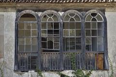 Open window (JG - Instants of light) Tags: balcony architecture design arcs house abandoned broken decaying destruction vandalized varanda arquitetura janela arcos casa abandonado partido decadente destruição vandalizado urbex exploraçãourbana nikon d5500 sigma 18250 portugal