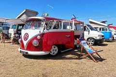Beach Dubbin' 2018 (Jainbow) Tags: beachdubbin vw veedubs show portsmouth southsea common bugs buses campervans kombi jainbow