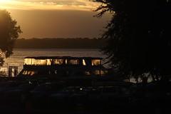 morning light on Lake Monona (humbletree) Tags: madisonwisconsin september sunrise lakemonona