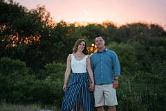 The Engagement of Sam and Ian (Tony Weeg Photography) Tags: red sam iam eckrote weiss 2018 tony weeg assateague island lovebirds engaged be married just engageed