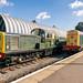 D8568 D8001 British Railways Ongar EOR 15.09.18