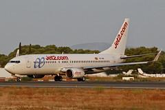 EC-IDA PMI 26.08.2018 (Benjamin Schudel) Tags: pmi palma de mallorca spain ecida jet2 air europa boeing 737800