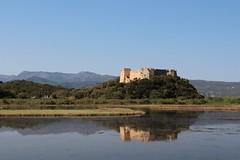 Griva Castle (demeeschter) Tags: greece lefkada town city island sea lagoon harbour castle heritage historical museum archaeology street shop