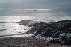 A bit windy today! 2/365 (tonysummers1) Tags: hurricane helene clacton essex seaside seascape waves longexposure 365project wind weather coastal beach