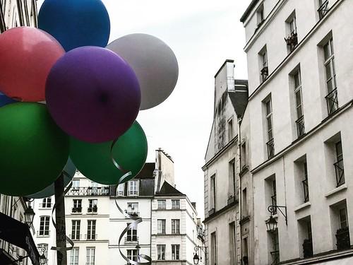 Parisian architecture!