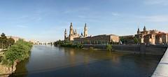 The silence of the Ebro river... (Fencejo) Tags: canon400dxti tamronspaf1750mmf28xrdiiild panorama zaragoza ebro aragón pilar imgrc