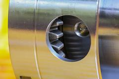 Cogwheel - Macro Mondays (nikita51) Tags: macromondays macro cogwheel métal hmm