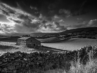 Old Barn - Yorkshire Dales