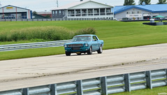 Kevin At Speed (Chad Horwedel) Tags: 1965fordmustang fordmustang ford mustang classic car track cvmccarshow autobahncountryclub joliet illinois