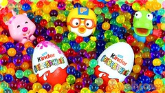 Learn Clolors with Orbeez Bath Playset Kinder Surprise Eggs Kinder Joy Toys for Kids Children (Hoàng Đồng) Tags: colors count disney english funandcreative learn numbers orbeez playdoh princess slime study toddlerlearningvideo toyjelly toyjellycom