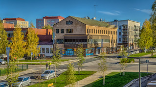 18.9.2018 Tiistai Tuesday Kemi Lapland Finland
