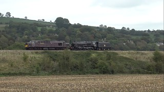 A Standard 5 on the Mainline!