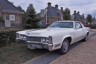 Cadillac Eldorado 1969 (3684)