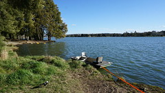 waiting for some fishing (spelio) Tags: act canberra australia