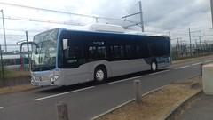 Transdev Les Cars d'Orsay Mercedes Citaro C2 NGT EY-806-ME (91) n°703 (couvrat.sylvain) Tags: transdev les cars dorsay mercedesbenz mercedes citaro c2 ngt o 560 o530 gaz bus autobus palaiseau