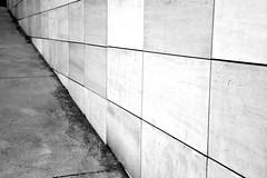 The Wall (jaume zamorano) Tags: wall mur muro pared blackandwhite blancoynegro blackwhite blackandwhitephotography blackandwhitephoto bw catalunya d5500 dof lleida lines monochrome monocromo minimalism nikon noiretblanc nikonistas pov street streetphotography streetphoto streetphotoblackandwhite streetphotograph urban urbana