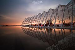 Reflection (marinas8) Tags: nikon nikonphotography d5300 sunset longexposure athens reflection water sky greece photography landscape beautifullight