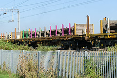 31 70 4629 028-2 Kingsthorpe 020918 (Dan86401) Tags: wilsonscrossing kingsthorpe northampton wcml 6x04 317046290282 7046290282 4629028 704629 4629 70riv riv uic ctregistered ifa bogie sleeper wagon freight nr networkrail sfkmmss engineers departmental infrastructure