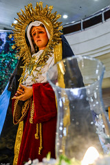 Virgen Dolorosa (Fritz, MD) Tags: salvereginagrandmarianexhibit2018 cofradiadeloshijosdemaria marianexhibit grandmarianexhibit virgendolorosa birhengdolorosa ourladyofsorrows materdolorosa