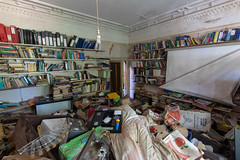 Hoarders House (scrappy nw) Tags: abandoned scrappynw scrappy derelict decay forgotten canon canon750d england rotten urbex ue urbanexploration urbanexploring uk house home primaryschool school grand filthy dirty dirt hoarder hoarders hoardershouse