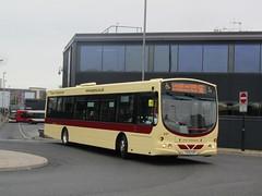 East Yorkshire 347 YX56FHP Hull Interchange on 56 (1280x960) (dearingbuspix) Tags: eyms eastyorkshire 347 yx56fhp goahead