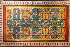 2018-4736 (storvandre) Tags: morocco marocco africa trip storvandre marrakech historic history casbah ksar bahia kasbah palace mosaic art
