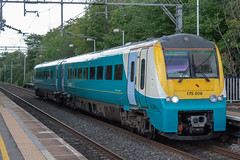 Arriva Trains Wales 175008 (Mike McNiven) Tags: arriva trainswales cheadle hulme stockport manchester piccadilly carmarthen milfordhaven cardiff central dmu diesel multipleunit