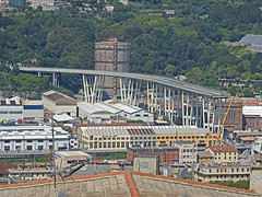 18082221241belvedere (coundown) Tags: genova crollo ponte morandi pontemorandi catastrofe bridge stralli impalcato piloni vvf autostrada