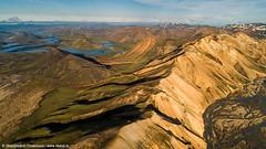 Landmannalaugar, Iceland (skarpi - www.skarpi.is) Tags: iceland highlands arctic arcticexposure landmannalaugar landscape fjallabak grænihryggur jökulgil brennisteinsalda laugavegurinn camping hiking phototour photoworkshop supertruck superjeep