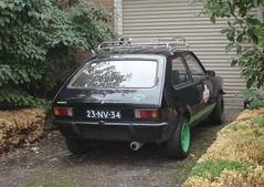 Opel Kadett C1 City 8-4-1977 23-NV-34 (Fuego 81) Tags: opel kadett c city 1977 23nv34 cwodlp onk sidecode3 tuned tuning