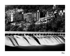 201809-1 新店屈尺  New Taipei City (BALY WU) Tags: river linhof technika 4x5 schneider 300mm hp5 lc29 ilford riverside taiwan newtaipei city 新店區 屈尺