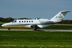 C-FIAS (Airsprint) (Steelhead 2010) Tags: airsprint cessna c525 citationjet yhm creg cfias