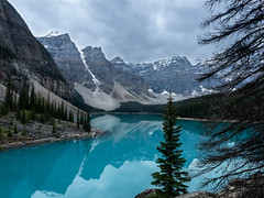 September trip to mountains (brilliantlysharp) Tags: longexposure morainelake spraylakes