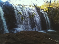 Waterfall (KarolineLohnhoff) Tags: santacatarina waterfall cachoeira nature natureza