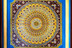2018-4693 (storvandre) Tags: morocco marocco africa trip storvandre marrakech historic history casbah ksar bahia kasbah palace mosaic art
