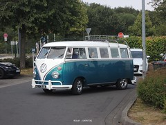 VW T1 (regular carspotting) Tags: vw volkswagen t1 bulli german transporter