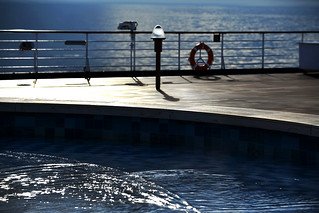 Deck Swimming Pool