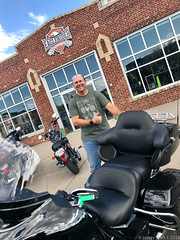 20180916 iPhone7 Colorado 204 (James Scott S) Tags: iphone motorcycle rental eagle riders hd harley davidson ultra classic touring rider biker co colorado pikes peak rocky mountains mount evans spirit lake travel wanderlust candid trail ridge road continental divide great