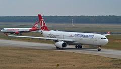 Turkish TC-JNJ - Airbus A330-300 (G-RJXI) Tags: turkish airlines tcjnj airbus a330300 a330 berlin tegel txl eddt