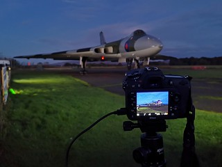 Vulcan Night Shoot